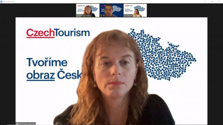 Foto: Screenshot z online workshopu